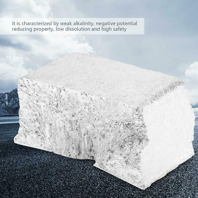 900g High Purity 99.99% Magnesium Metal Block for Alloy Material Manufacture