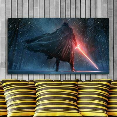 Lightsaber Star Wars HD Canvas prints Painting Home decor Picture Room Wall art