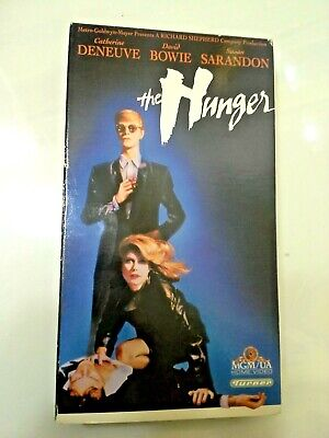 The Hunger (VHS, 1994)