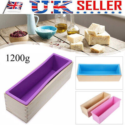 Soap Mold Loaf Cutter rustic wooden metal design Straight Cutter box DIY heavy ❗