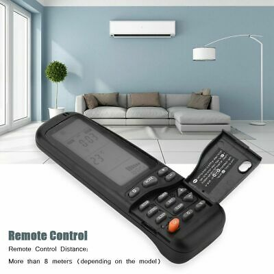 RC-5 RC-7 Air Conditioner Remote For Electra/ Airwell/ Emailair/ Elco Controller