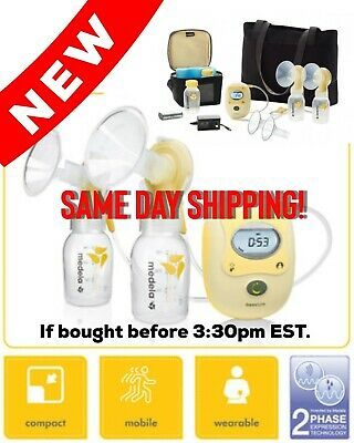 Medela freestyle Double Electric Breast Pump FACTORY SEALED