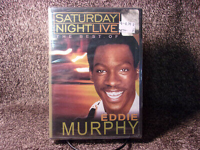 Saturday Night Live: The Best of Eddie Murphy SNL DVD NEW SEALED!