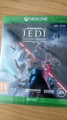 Star Wars JEDI: The Fallen Order (Xbox One) Game | BRAND NEW and SEALED