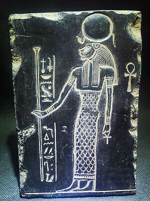 EGYPTIAN ANTIQUE ANTIQUITIES Stela Stele Stelae 1549-1313BC
