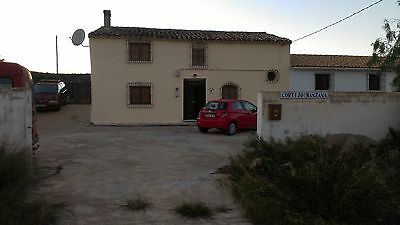 Freehold Spanish Farm House in Andalucia spain  sale exchange or part exchange .