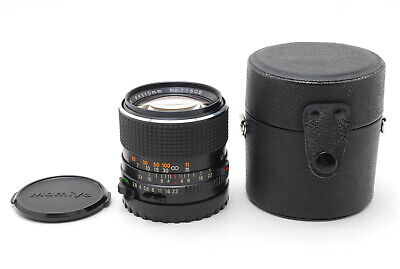 【N MINT】Mamiya Sekor C 110mm f/2.8 Lens for M645 1000S SUPER PRO TL From Japan
