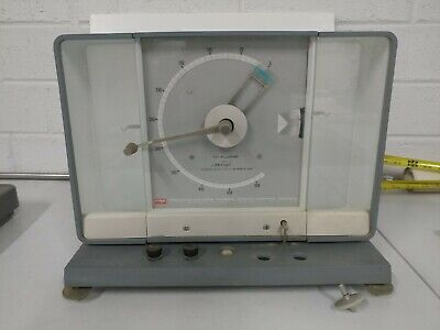 Federal Pacific Model LG Precision Balance Scale 500 Milligrams
