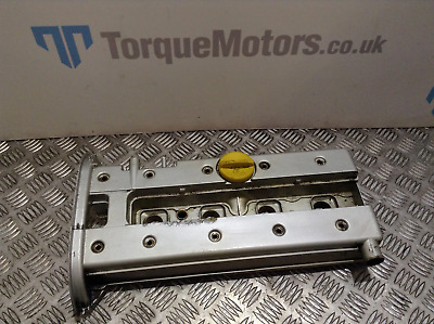 Vauxhall Zafira GSI Engine rocker cover & oil cap