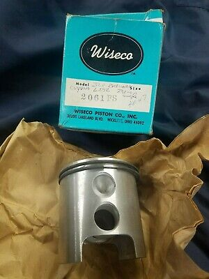 VINTAGE NOS WISECO RINGS  76MM SNOWMOBILE 292 JLO +40 PISTON