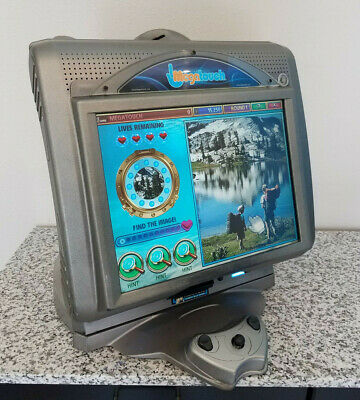 Megatouch ION Elite Edge Countertop Touchscreen Game - REBUILT w/ Warranty