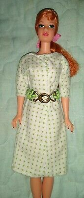 Hand made Barbie clothes lot new 2 piece outfit, Francie, St Patrick's day USA