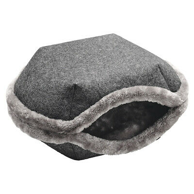Hunter Grotte pour Chat Lugano Anthracite, Neuf