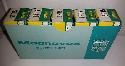 Dumont Electronic Tube 6FH5 NOS NIB Untested