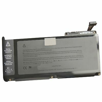 Replacement Battery A1331 Capacity 10.95V/63.5WH Fits For Apple Macbook Pro 13""