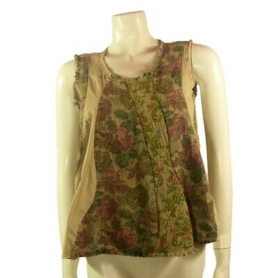 Vintage Comme des Garcons Deconstructed Tapestry Tunic 2000