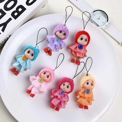 Pictures Kids Toys Soft Interactive Baby Dolls Toy Mini Doll For Girls and Boys