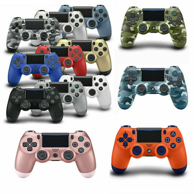 For PS4 PlayStation 4 Wireless Bluetooth Controller Game Gamepad Joystick Gift E