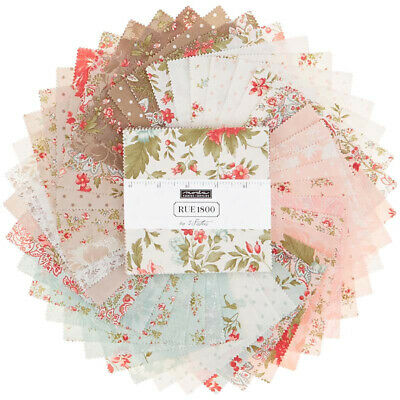 Moda Guernsey Charm Pack M18640PP Patchwork//Quilting