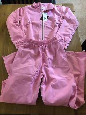Girls Lacoste Tracksuit. New And Genuine Age 14