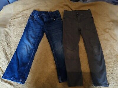 Boys next Jeans And tu Trousers Age 7