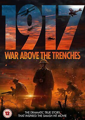 1917 : War Above The Trenches [2020] (DVD) William Marshall, Anthony Abery