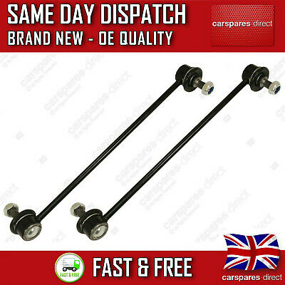 Front Anti Roll Bar Drop Links Pair For Ford Fusion 2002-2012
