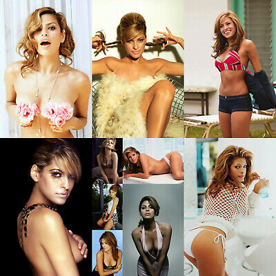 Eva Mendes - Pack of 5 Glossy Photo Prints - 20 pictures to choose from