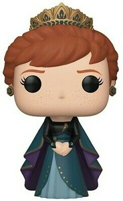 Frozen 2 - Anna (Dress) - Funko Pop! Disney: (2020, Toy NUEVO)