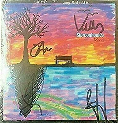 STEREOPHONICS KIND CD Fully Signed