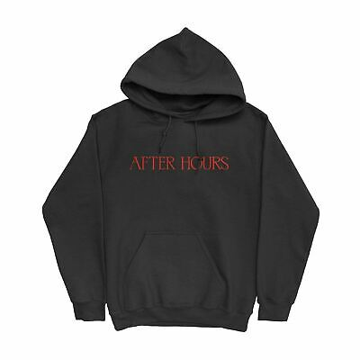 After Hours - Unisex Hoodie - The Weeknd Starboy Album Tour Concert