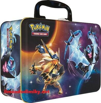 Pokemon Collector's Chest 2018 in inglese