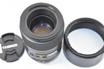 TAMRON SP AF 90mm F2.8 Di MACRO 272ENII For Nikon From Japan Free shipping