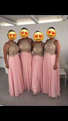bridesmaid dresses (x2), S And M