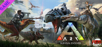 ARK Survival Evolved PC Steam Global Multi Digital Download Region Free