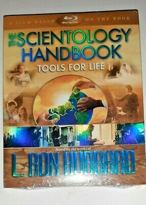 The Scientology Handbook Tools For Life 2012 L. Ron Hubbard Blu-Ray DVD