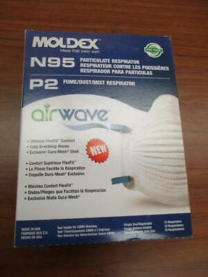 Moldex # 4200  N95 Particulate Respirator Mask's Med / LG Size ( 10 Pcs. ) New