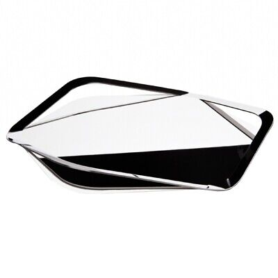 NEW Trattoria Triple Handle Stainless Steel Tray