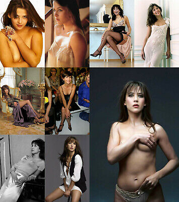 Sophie Marceau - Pack of 5 Glossy Photo Prints - 10 pictures to choose from