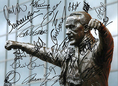 Liverpool Legends 16 x 12 inch hand multi signed authentic football photo SS270C
