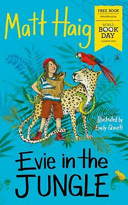Evie in the Jungle World Book Day 2020    9781838850753