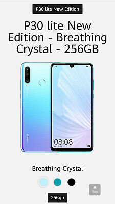 Huawei P30 lite New Edition 256 GB