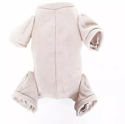 Brand New Doe Suede Cloth Body 18/20 Inches For 3/4 Doll Size.