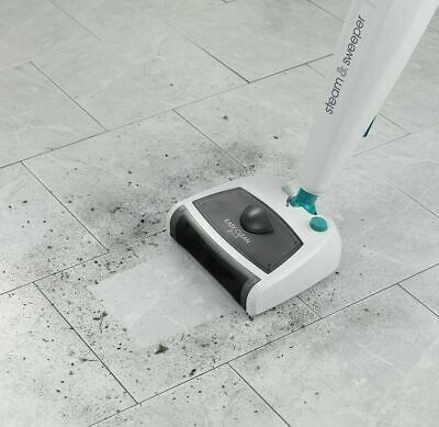 Scopa a vapore STEAM AND SWEEPER 2 IN 1