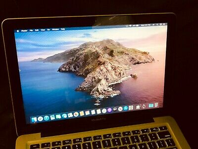"Apple Macbook Pro 13"" A1278 i5 2.5GHz 500GB 8/16GB macOS Catalina 2019 UPGRADED"