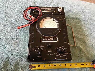 Military Radio Multimeter ME9 H/U TS-352