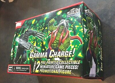Marvel Heroclix Gamma Charge Convention Exclusive