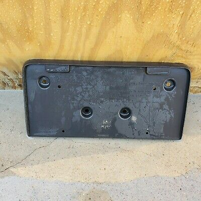 2018-2019 GMC TERRAIN FRONT LICENSE PLATE HOLDER MOUNTING BRACKET NEW   23462463