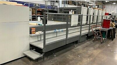 Komori Lithrone LS 640 CX With UV and IR Dryer (2003) ALI # 104811
