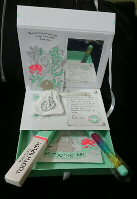 2020 Tooth Fairy Kit - Includes Bambo Toothbrush & More* - In Box - No Coin